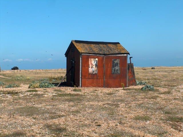 Dungeness beach, Dungeness, Kent
