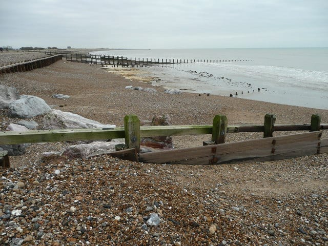 Climping beach, Littlehampton, West Sussex