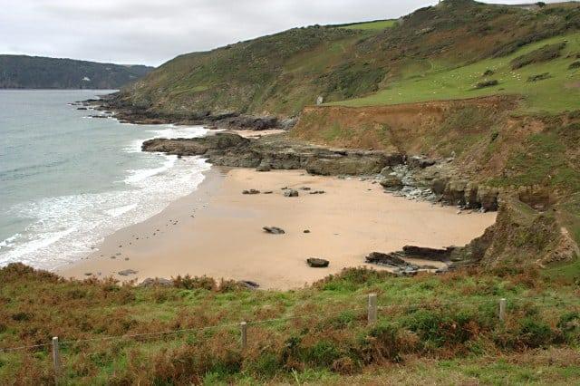 Gara beach, Salcombe, Devon