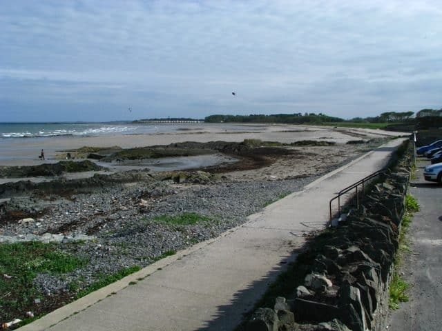 Ballywalter-beach