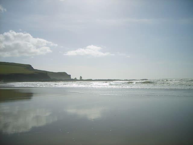 Bantham beach, Kingsbridge, Devon
