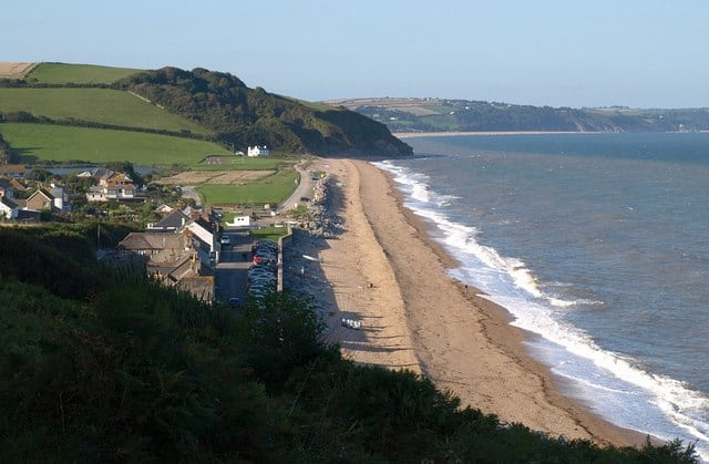 Beesands beach, Stokenham, Devon