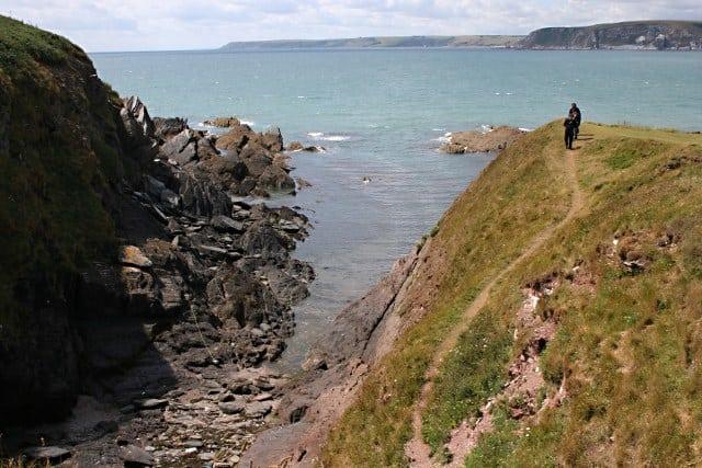 Herring Cove beach, Bigbury-on-Sea, Devon