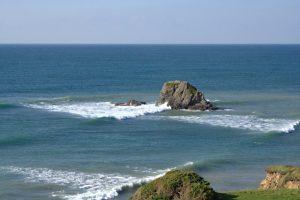 Black Rock (Widemouth Bay) Beach