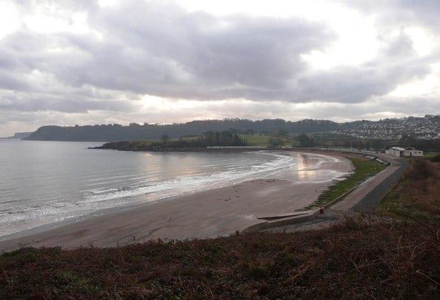 Broadsands beach, Paington, Devon