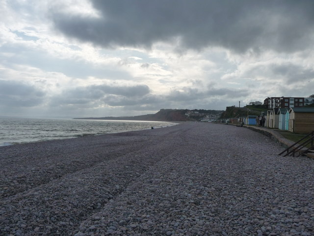 Budleigh-Salterton-beach