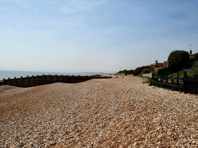 Cooden beach, Bexhill, East Sussex