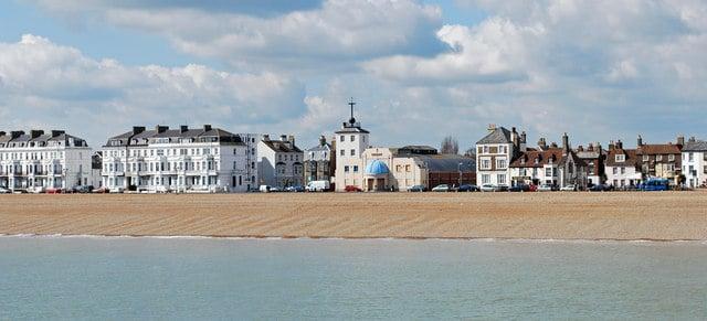 Deal beach, Deal, Kent