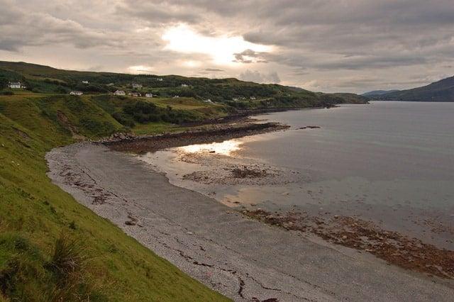 Braes beach, Isle of Skye, Inner Hebrides