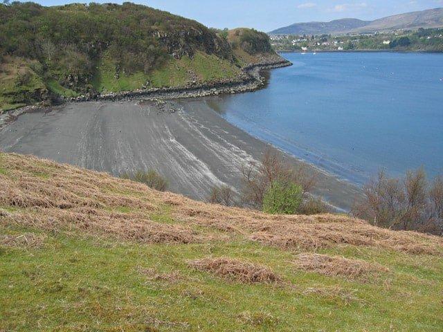 Camas Ban beach, Isle of Skye, Inner Hebrides