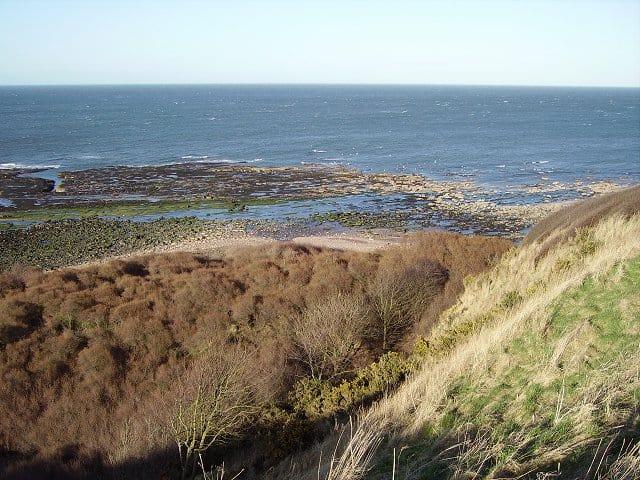 Dunglass-beach