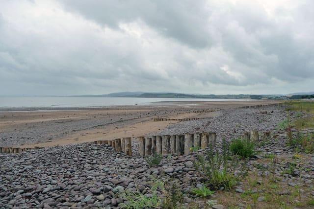Dunster-beach