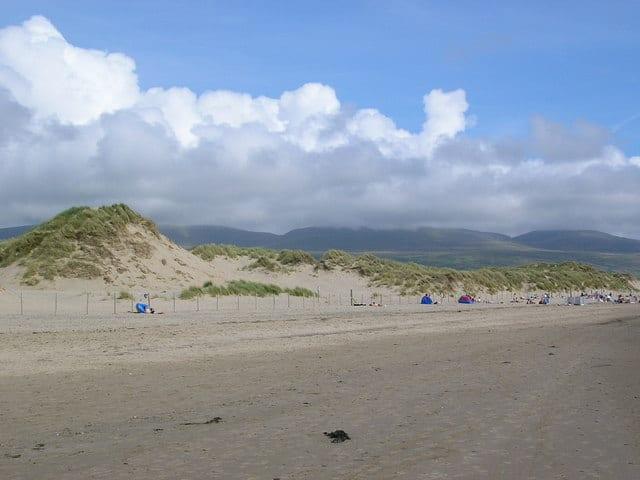 Morfa Dyffryn beach, Barmouth, Gwynedd