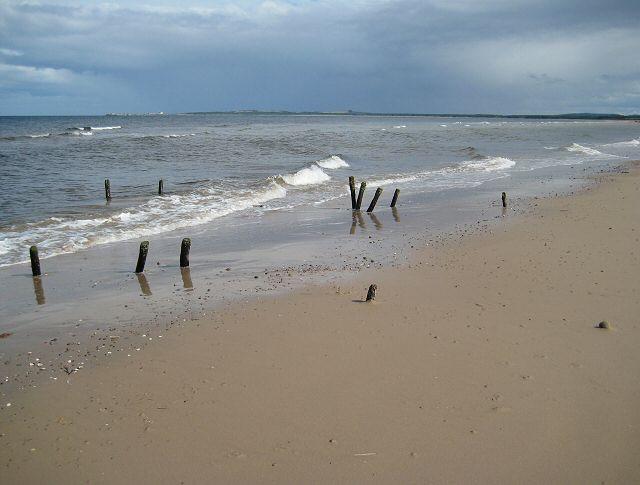 Findhorn-beach
