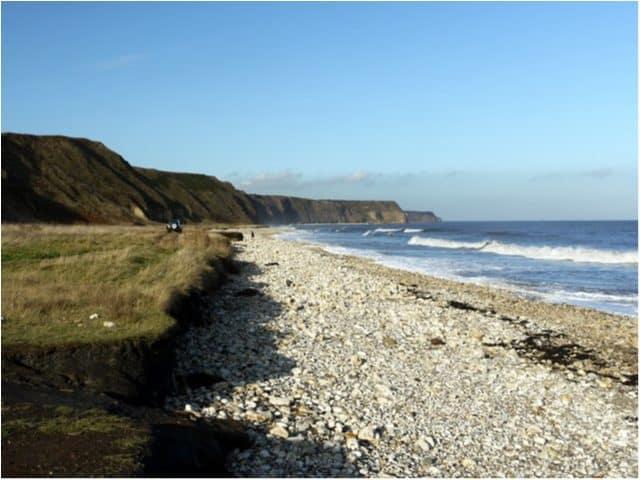 Horden beach, Peterlee, Durham