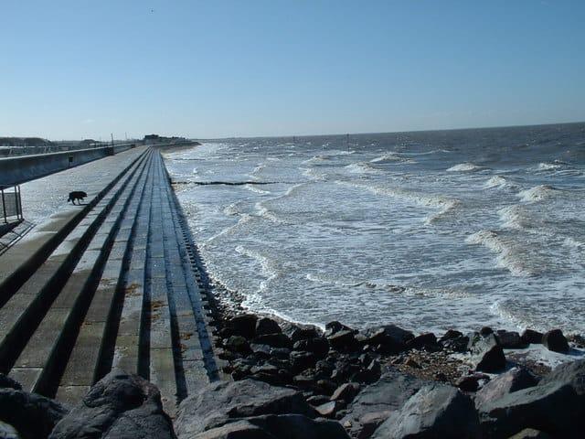 Hunstanton South beach, Hunstanton, Norfolk