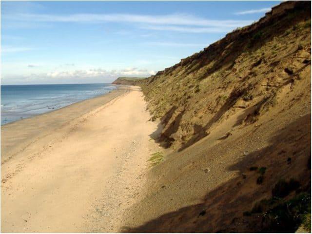 Kirk Michael beach, Peel, Isle of Man