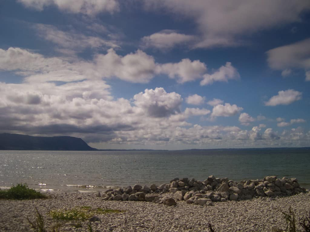 Llanddona Beach, Benllech, Isle of Anglesey