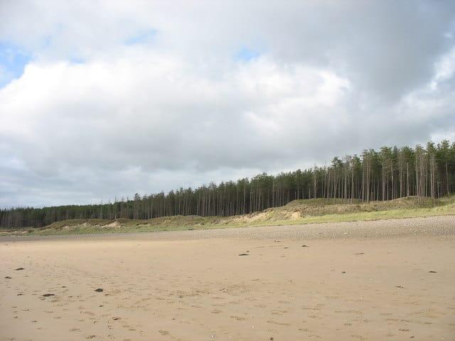 Llanddwyn-beach