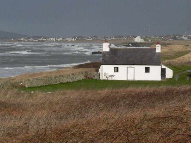 Porth Nobla beach, Holyhead, Isle of Anglesey