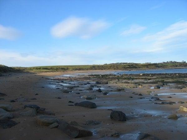 Longhoughton Steel beach, Alnwick, Northumberland