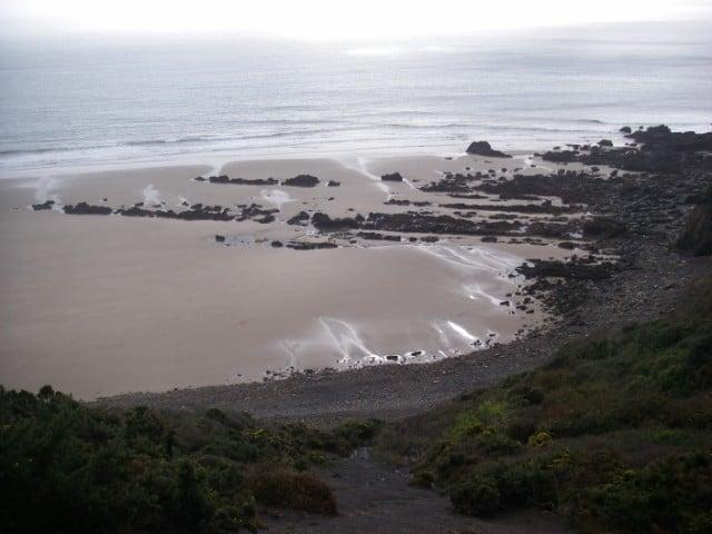 Monkstone-beach