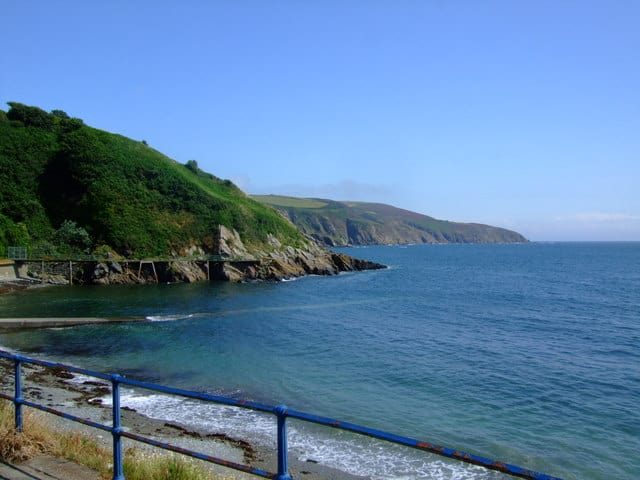 Port Soderick beach, Douglas, Isle of Man
