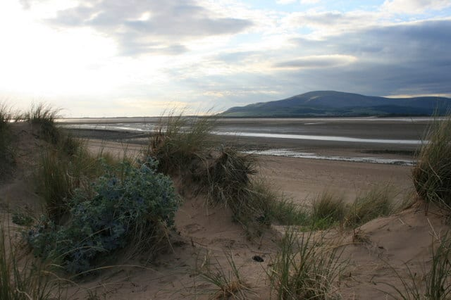 Roanhead beach, Barrow-in-Furness, Cumbria
