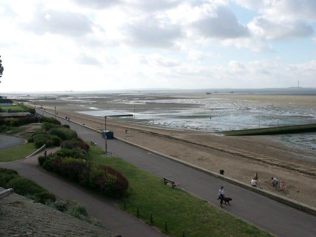 Chalkwell-beach