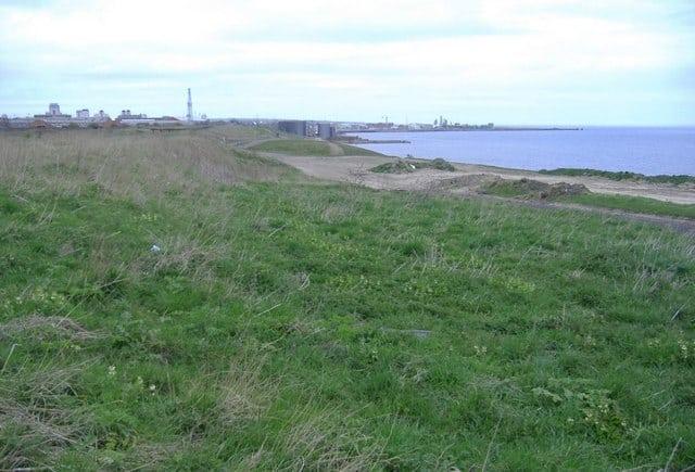 Hendon South beach, Sunderland, Tyne and Wear