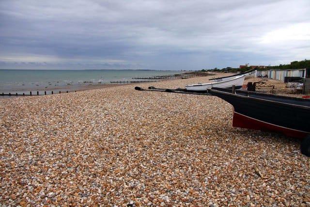 Aldwick beach, Bognor Regis, West Sussex