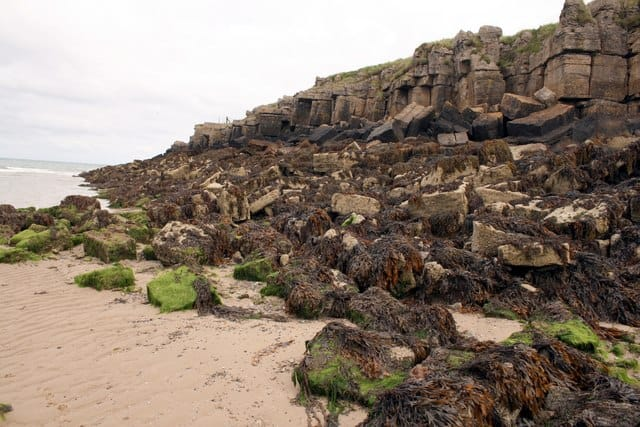 Porth Forllwyd beach, Moelfre, Isle of Anglesey