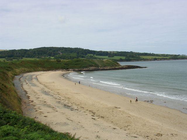 Dulas Bay beach, Dulas Bay, Isle of Anglesey