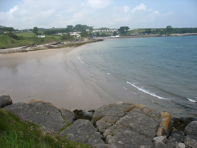 Bychan beach, Bychan, Isle of Anglesey