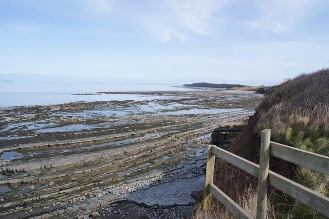 Kilve beach, Watchet, Somerset