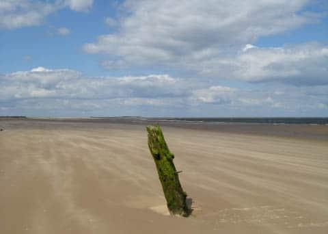 Brancaster beach, Kings Lynn, Norfolk