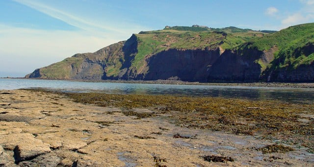 Ravenscar-beach