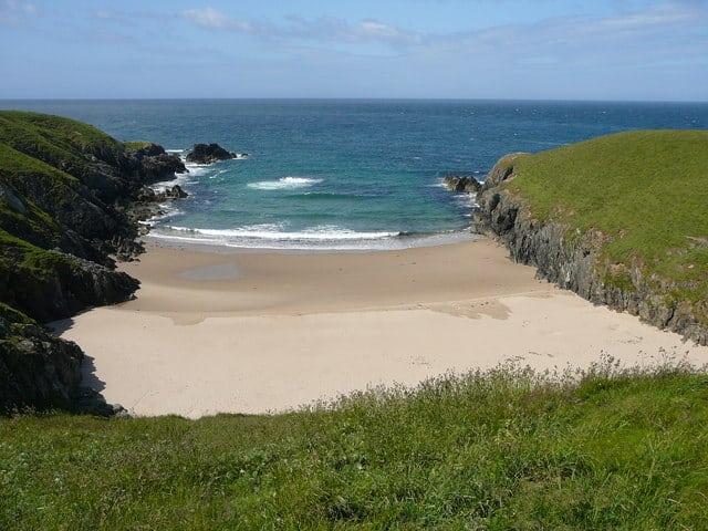 Porth Iago beach, Llyn Peninsula, Gwynedd