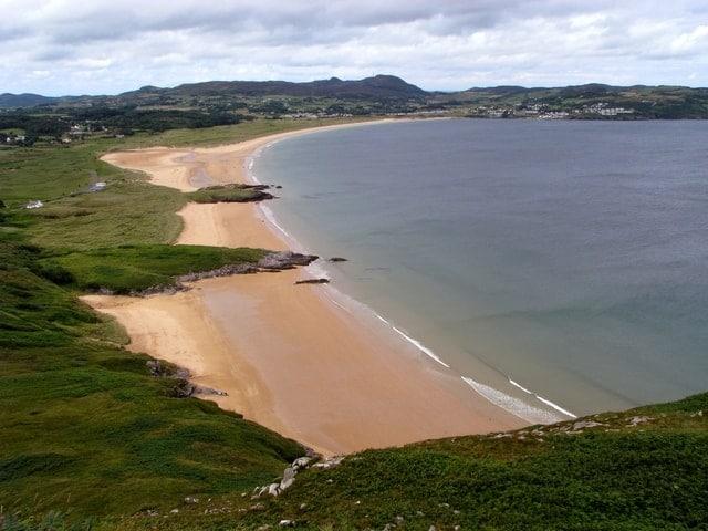 Portsalon beach, Portsalon, Donegal, Ireland