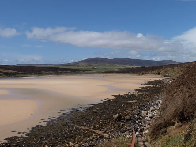 Waulkmill Bay beach, Orkney, Orkney Islands