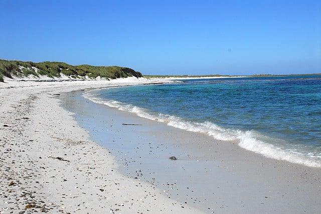 Whitemill Bay beach, Sanday, Orkney Islands