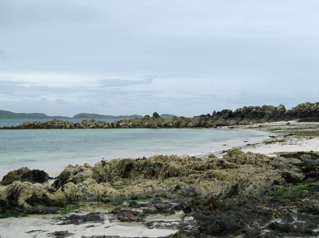 Martyrs Bay beach, Iona, Argyll and Bute