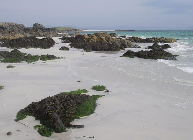 Traigh Ban beach, Iona, Argyll and Bute