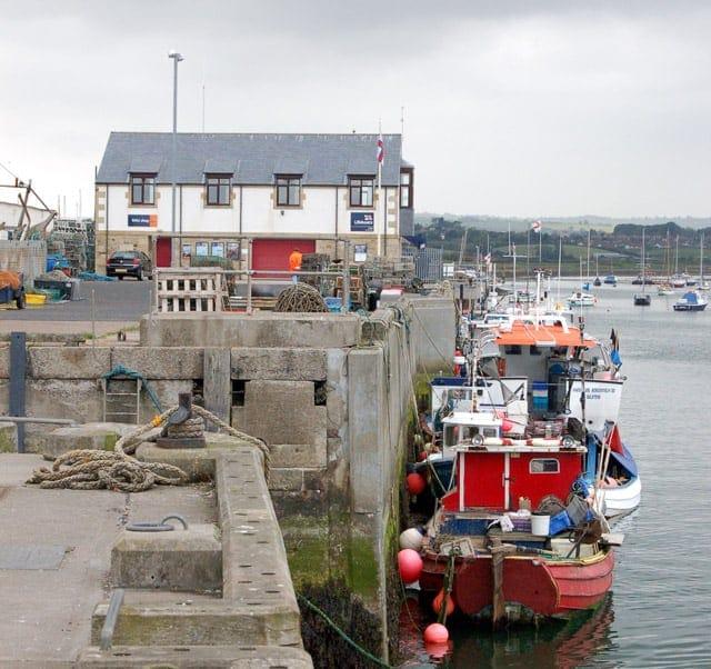 Amble lifeboat station, Amble, Northumberland
