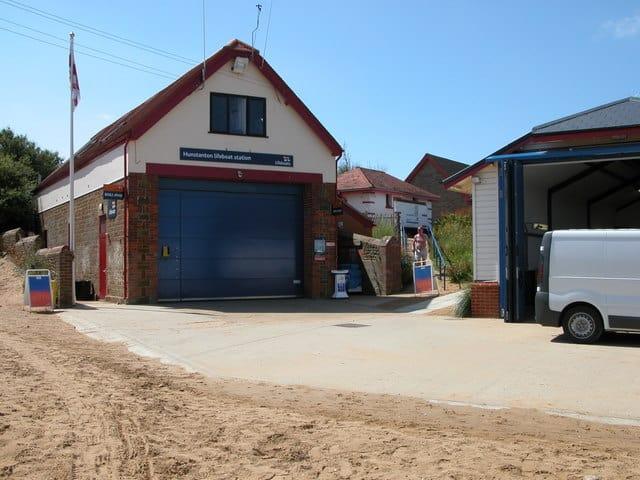 Hunstanton-lifeboat-station