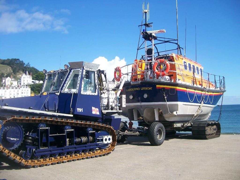 Llandudno-lifeboat