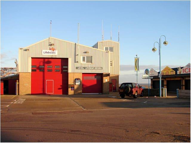 Skegness-lifeboat-station