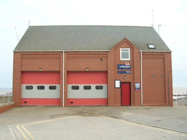 Withernsea lifeboat station, Withernsea, East Riding of Yorkshire