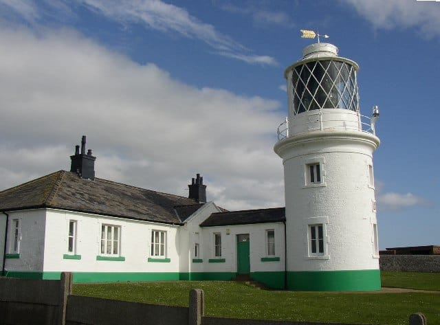 St Bees Lighthouse, Whitehaven, Cumbria