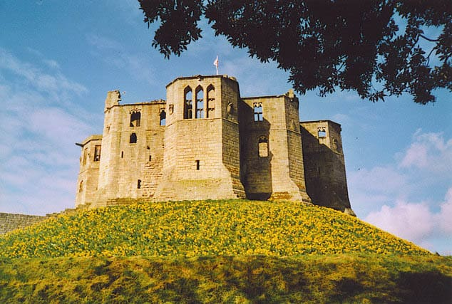 Warkworth Castle, Warkworth, Northumberland